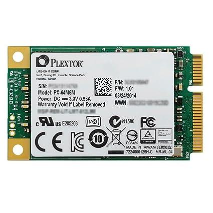 Plextor PX-64M5M SSD 64 Bit