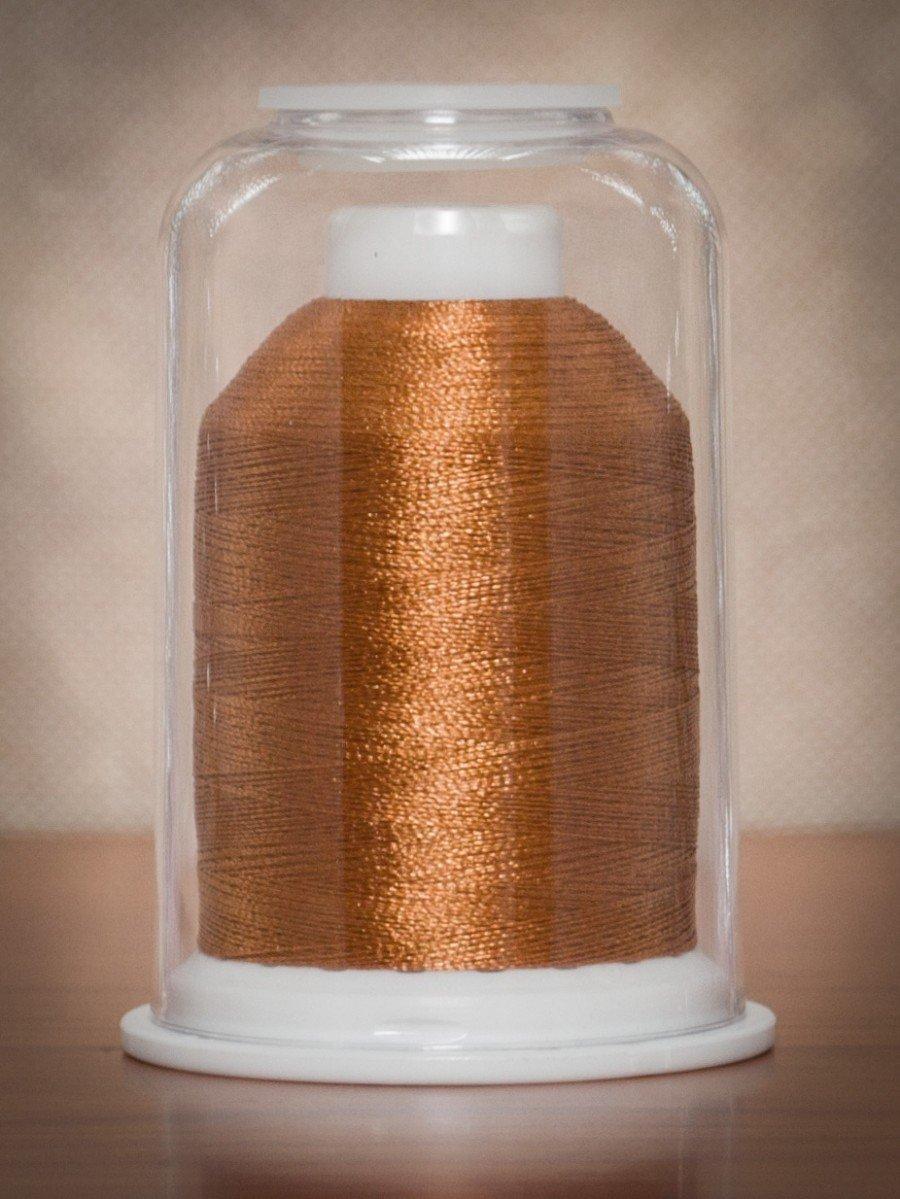 Hemingworth 1000m PolySelect Thread Pumpkin Spice 1141 BCACS10123