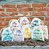 Die Stadtgärtner Samenbomben | Komplettpaket | 8 Sorten Seed-Bombs - 25% sparen im Paket