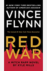 Red War (Mitch Rapp Book 17) Kindle Edition