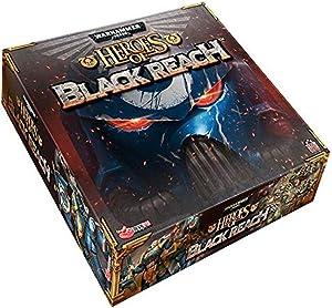 IELLO Heroes of Black Reach Board Game