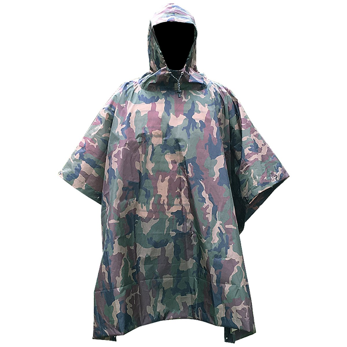 XTACER Multi-Use Rain Poncho 83''x55''/XL 3-IN-1 Raincoat