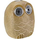 Smart Solar Bright Eye Stony Owl