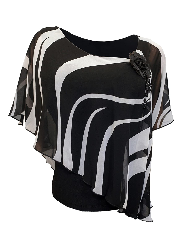 5cf79e489a2c9 Top 10 wholesale Plus Size Poncho Shirts - Chinabrands.com