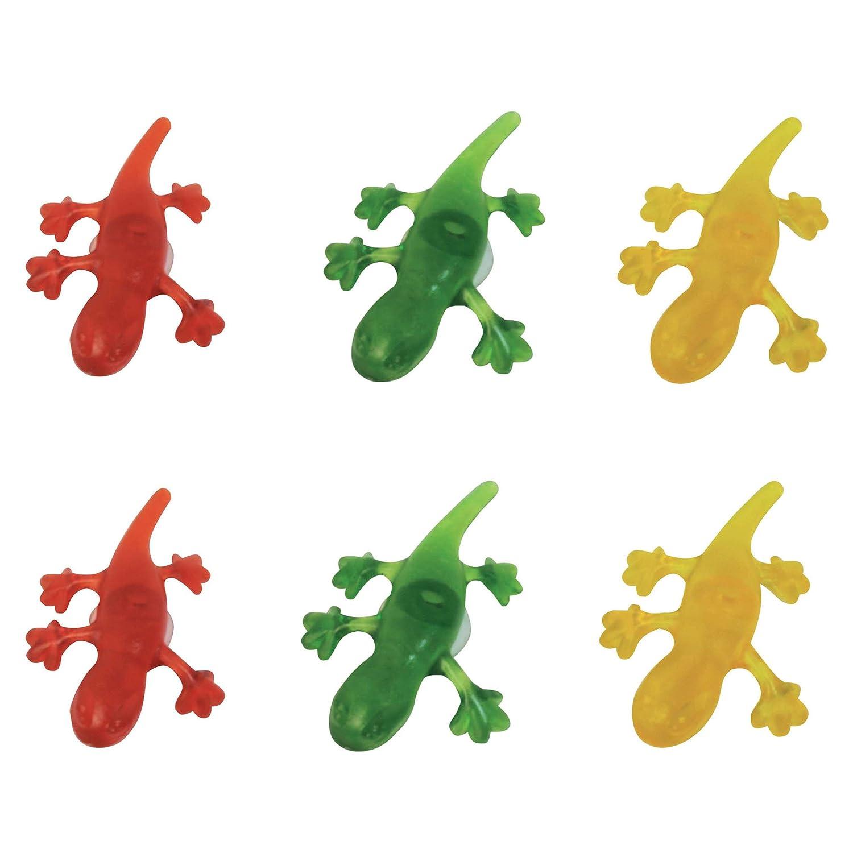MSV 100319 - Ambientadores Lagarto, color multicolor, 20 x 1 x 18 cm (Lote de 6)