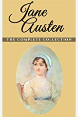 Jane Austen: The Complete Collection (Illustrated) Kindle Edition