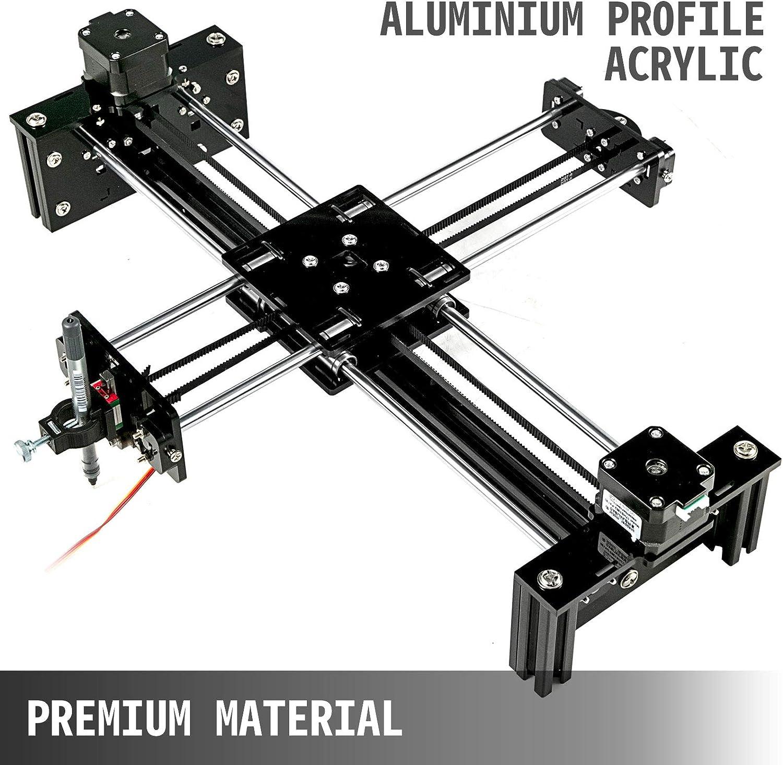 VEVOR CNC máquina grabadora láser CNC CNC Kit de enrutador CNC: Amazon.es: Hogar