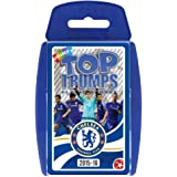 Top Trump Card Games Marvel DC Disney Football Films TV Frozen Kids Gift Chelsea 2016