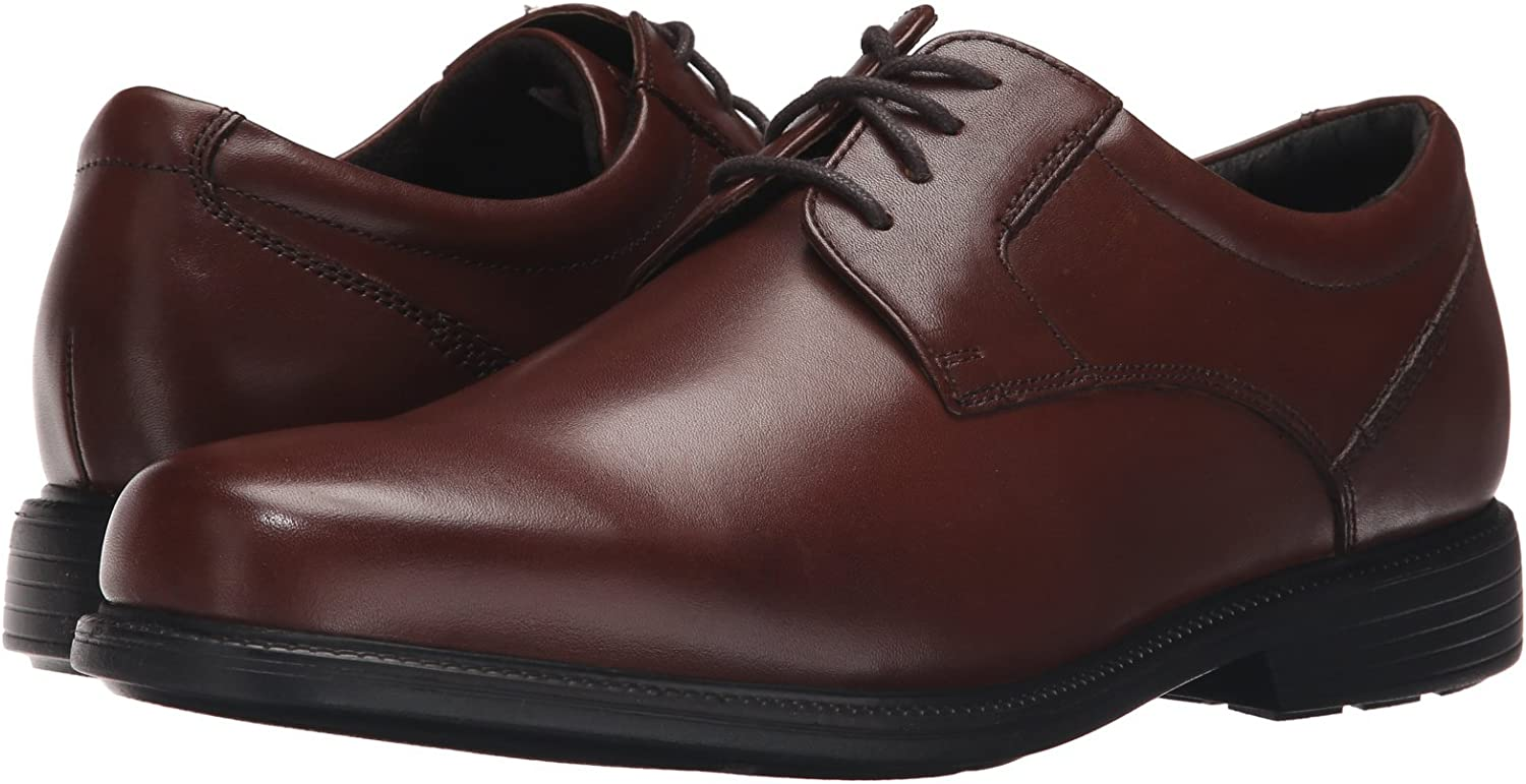 Rockport Mens Charles Road Plain Toe Oxford