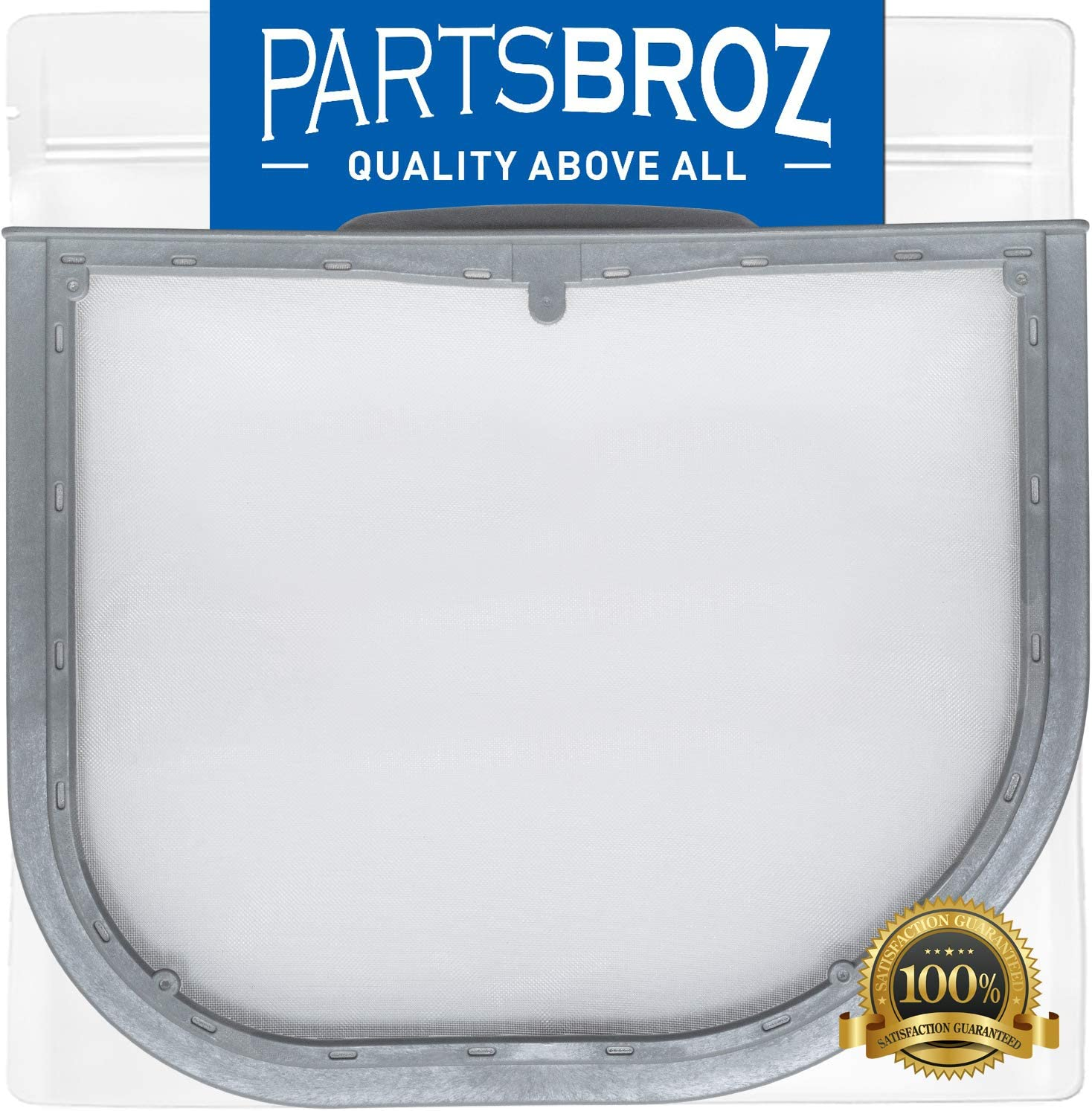 PartsBroz 5231EL1001C Dryer Lint Filter for LG & Kenmore Dryers - Replaces AP5248138, 1668214, AH3527575