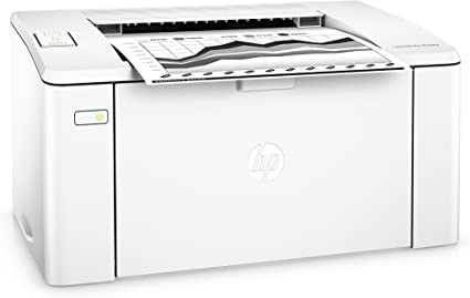 HP LaserJet Pro M102w Wireless Laser Printer, Amazon Dash Replenishment ready (G3Q35A). Replaces HP P1102 Laser Printer, White