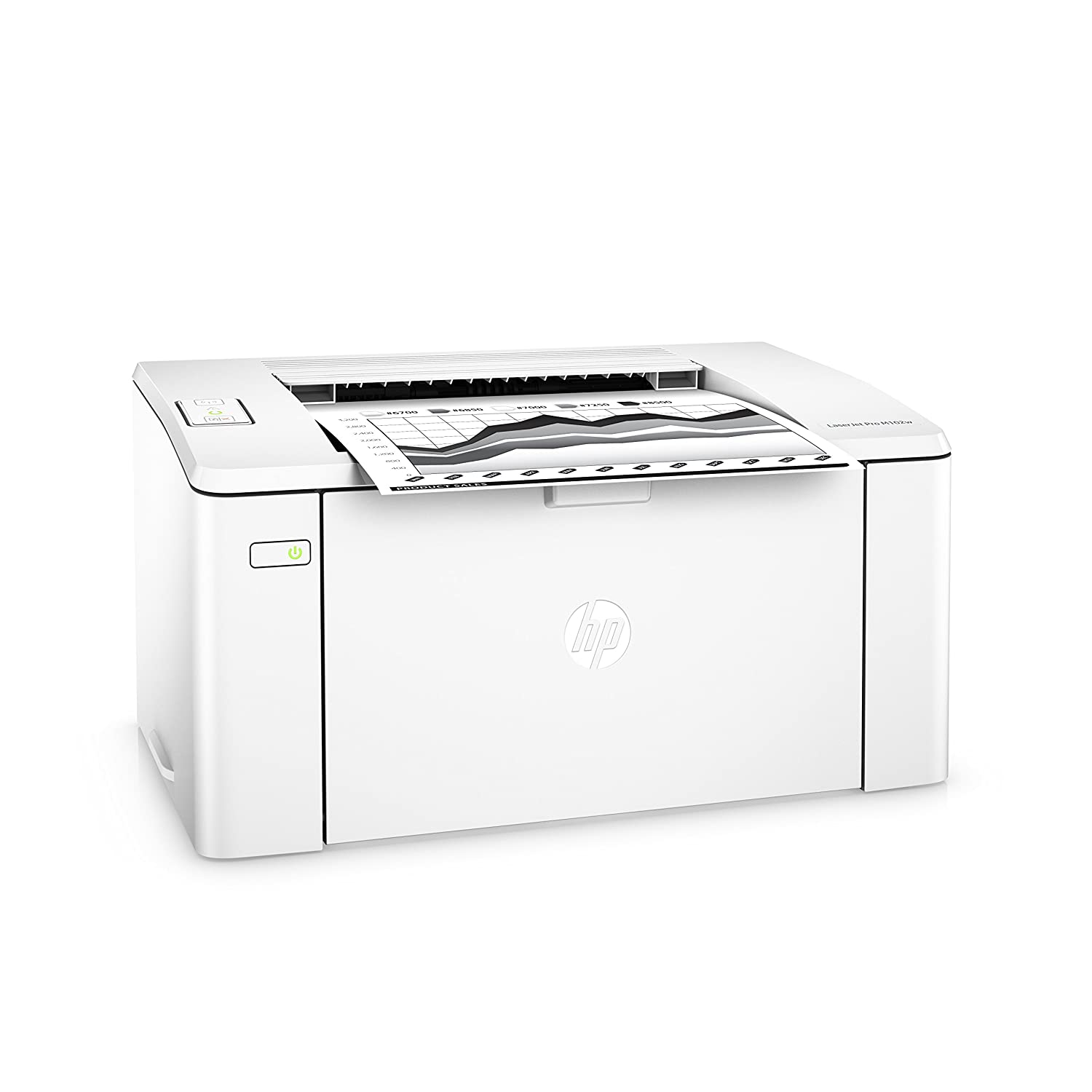 HP LaserJet Pro M102w Wireless Laser Printer, Amazon Dash Replenishment ready (G3Q35A). Replaces HP P1102 Laser Printer