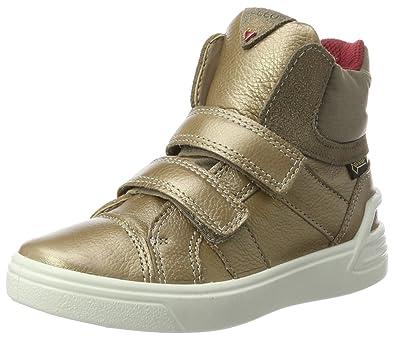 728baa5c3b1670 ECCO Mädchen Ginnie Hohe Sneaker  Ecco  Amazon.de  Schuhe   Handtaschen