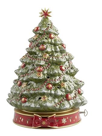 Amazon.de: Villeroy & Boch Weihnachtsbaum mit Spieluhr, 27, 5 x 29 x ...
