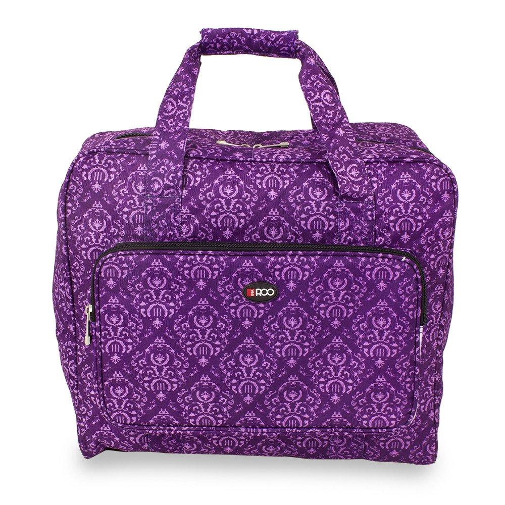 Custodia da trasporto per macchina da cucire in Imperial Purple design Roo Beauty Ltd