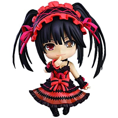 Good Smile Date A Live II: Kurumi Tokisaki Nendoroid Action Figure: Toys & Games