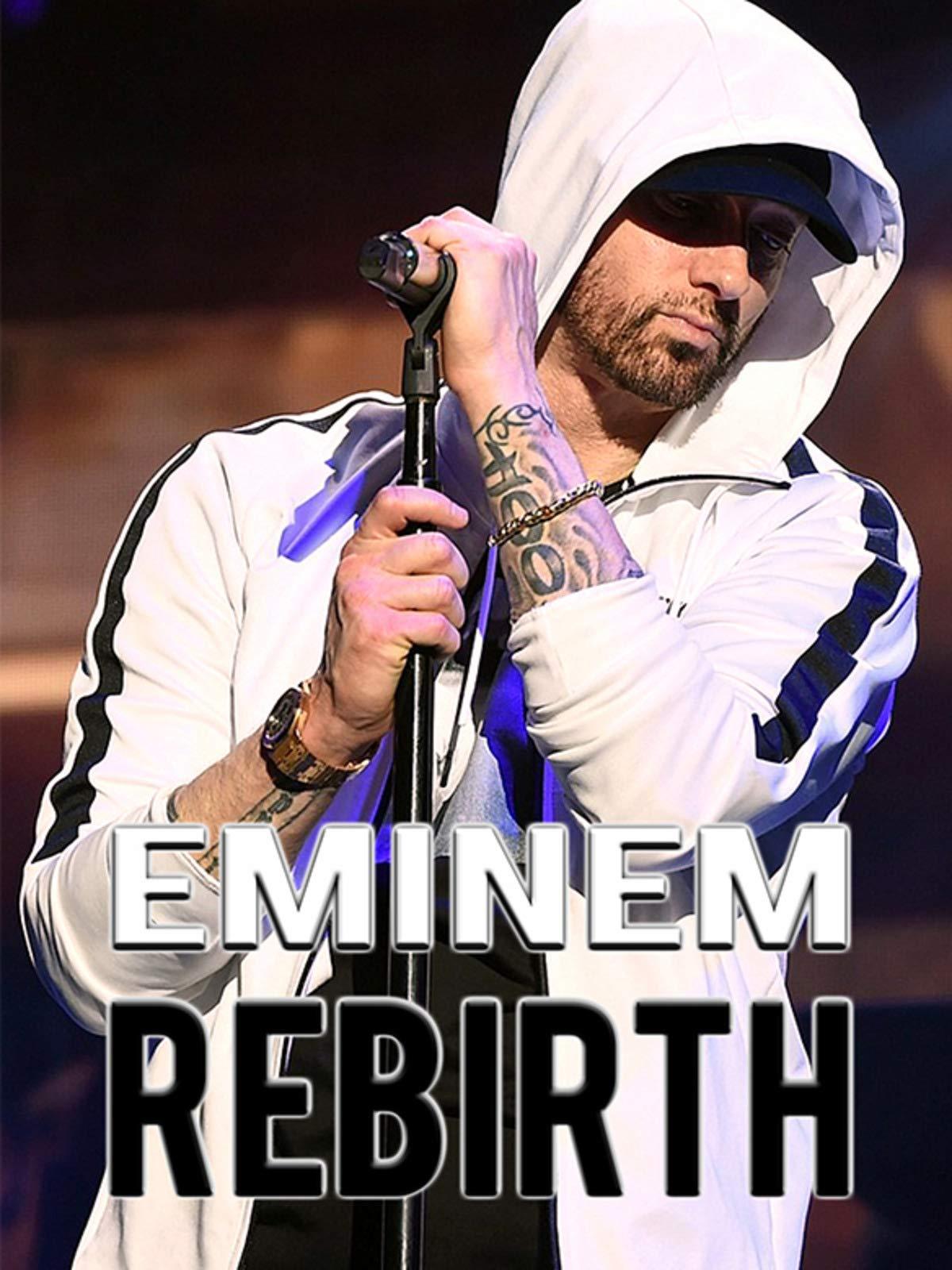 Eminem: Rebirth on Amazon Prime Video UK