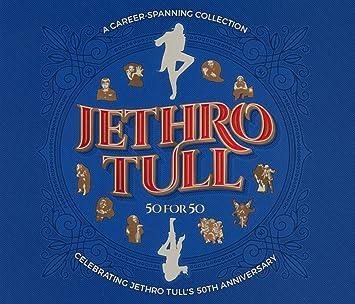 Jethro Tull 50 For 50 3cd Amazon Com Music