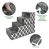 Made in USA Foldable Pet Steps/Stairs with