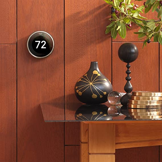Nest Learning termostato, 3rd Generation, works with Amazon Alexa (versión US, importée): Amazon.es: Bricolaje y herramientas