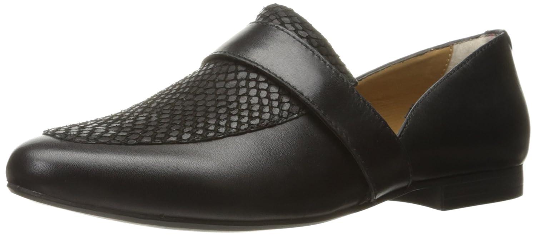 G.H. Bass & Co. Women's Hilary Pointed Toe Flat B01D0RTUUU 6.5 B(M) US|Black