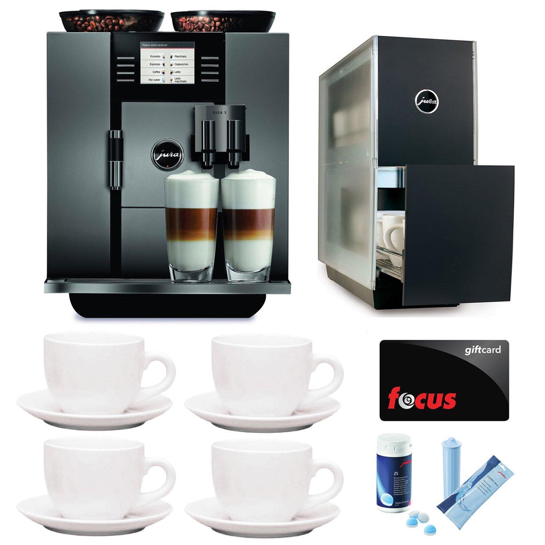 JURA GIGA 5 (13623) Cappuccino and Latte