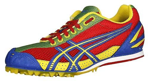 ASICS HYPER Zapatilla De Correr Con Clavos Para Larga Distancia - 43.5: Amazon.es: Zapatos y complementos