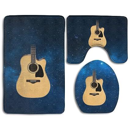 Awe Inspiring Amazon Com Acoustic Guitar Skidproof Toilet Seat Cover Bath Machost Co Dining Chair Design Ideas Machostcouk