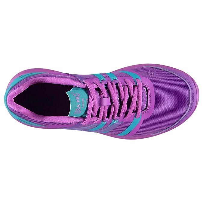 0cefccffacf46 USA Pro Girls Quartz Training Shoes