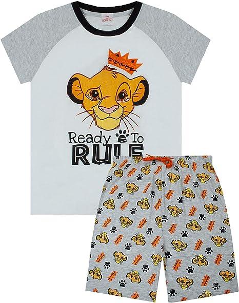 Ni/ñas Lion King Amigos Pijamas
