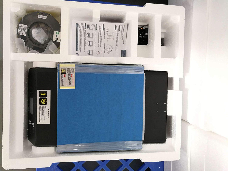 JGAURORA - Impresora 3D A5S con filamento para reanudar la ...