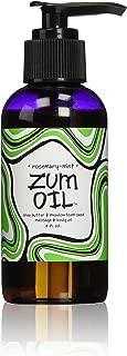 product image for Indigo Wild Zum Massage Oil, Rosemary-Mint, 4 Fluid Ounce