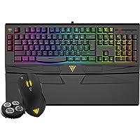 GAMDIAS ARES Gaming Membrane Keyboard and 4000DPI Mouse