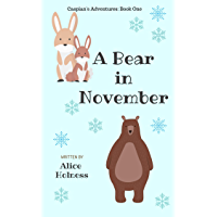 A Bear in November: teaching children about friendship across cultures (Book One) (Caspian's Adventures 1) (English Edition)