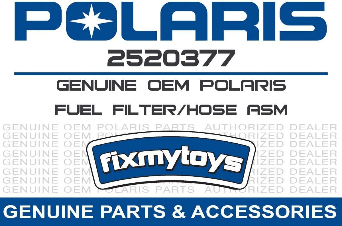 Polaris OEM Fuel Filter//Hose 2005-2006 Classic Touring Fusion SwitchBack RMK