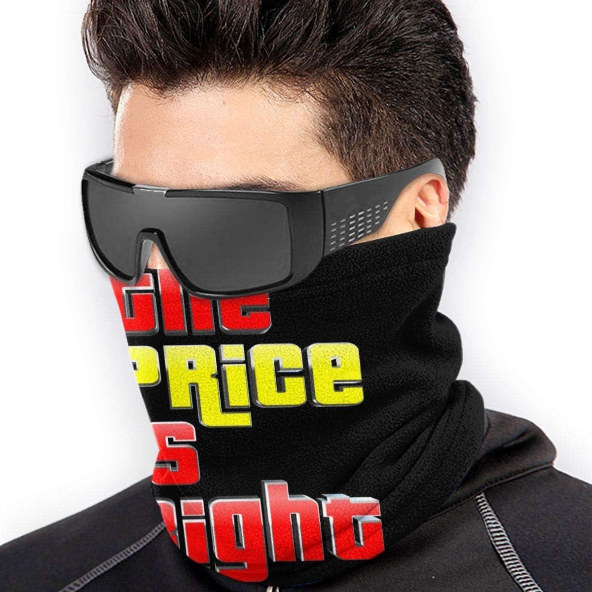 BaoXiaoShou Der Preis stimmt Mikrofonhalsw/ärmer Stirnb/änder Bandana Schal Kopfwickel f/ür den Wintersport im Freien