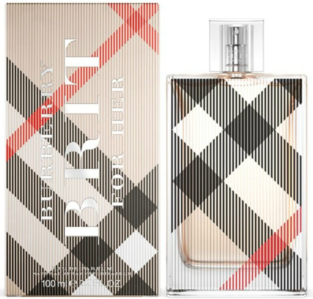 PROFUMO DONNA BURBERRY BRIT FOR HER WOMEN 100 ML EDP 3,3 OZ