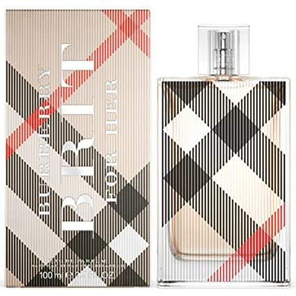 Perfume For Lady Girl Burberry Brit For Her Women Pour Amazoncouk