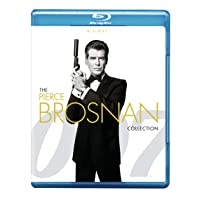 Deals on The Pierce Brosnan Collection Blu-ray