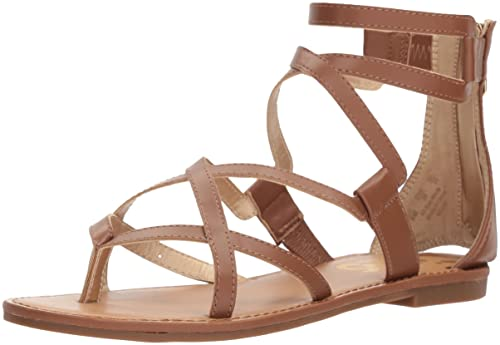 6209537c57f7 Circus by Sam Edelman Womens Bevin Flat Sandal  Amazon.ca  Shoes ...