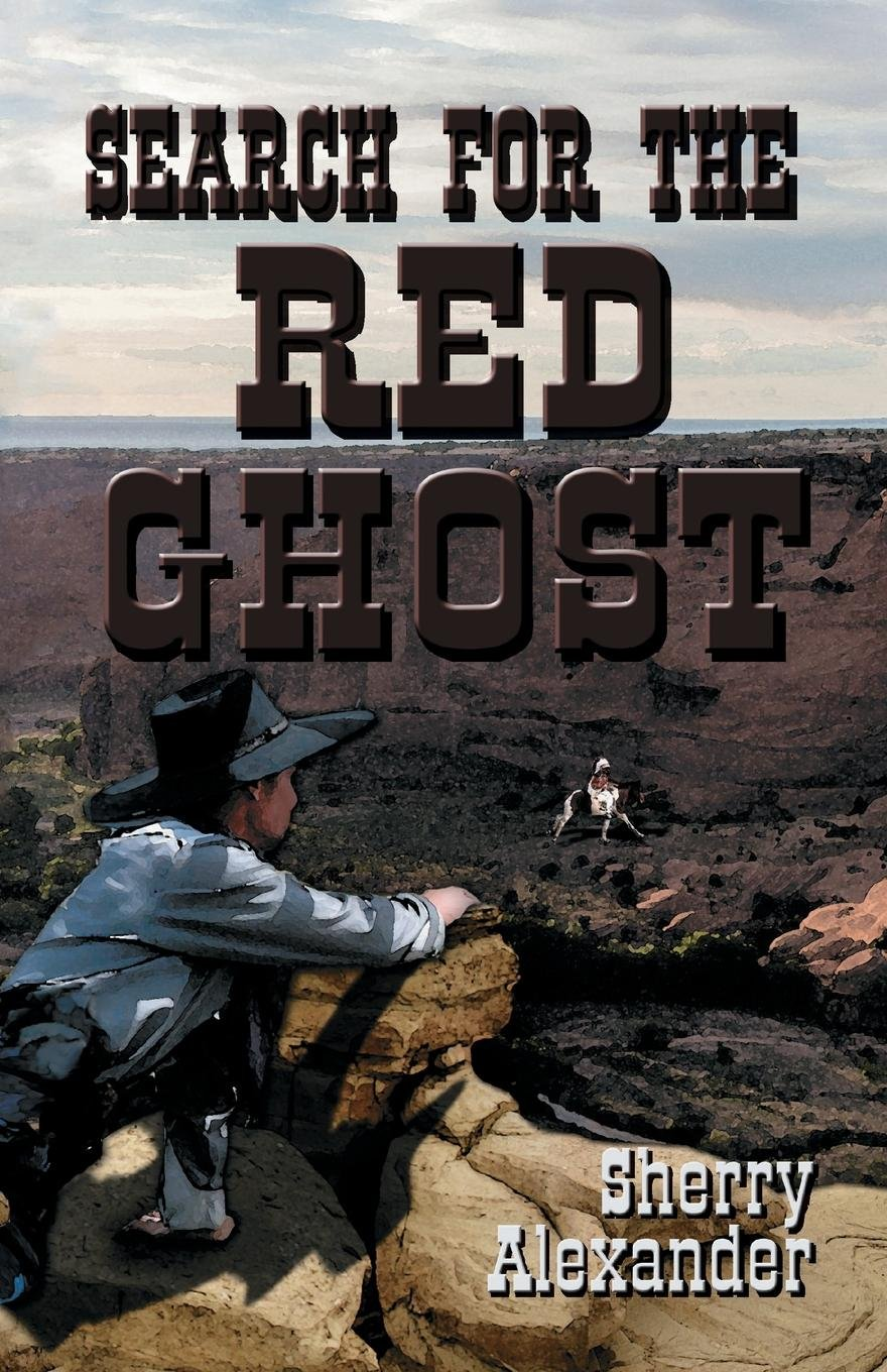 Read Online Search for the Red Ghost ebook