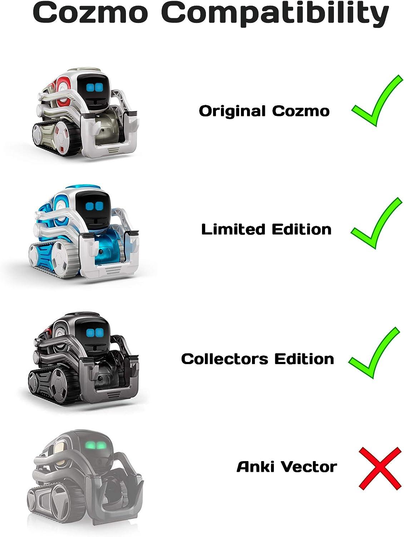 Hexnub Anki Cozmo Kit Accessoires – Personalisieren Sie