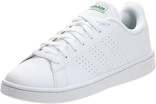 Separación Acostumbrarse a Distraer  adidas Men's Advantage Base Tennis Shoe: Amazon.co.uk: Shoes & Bags