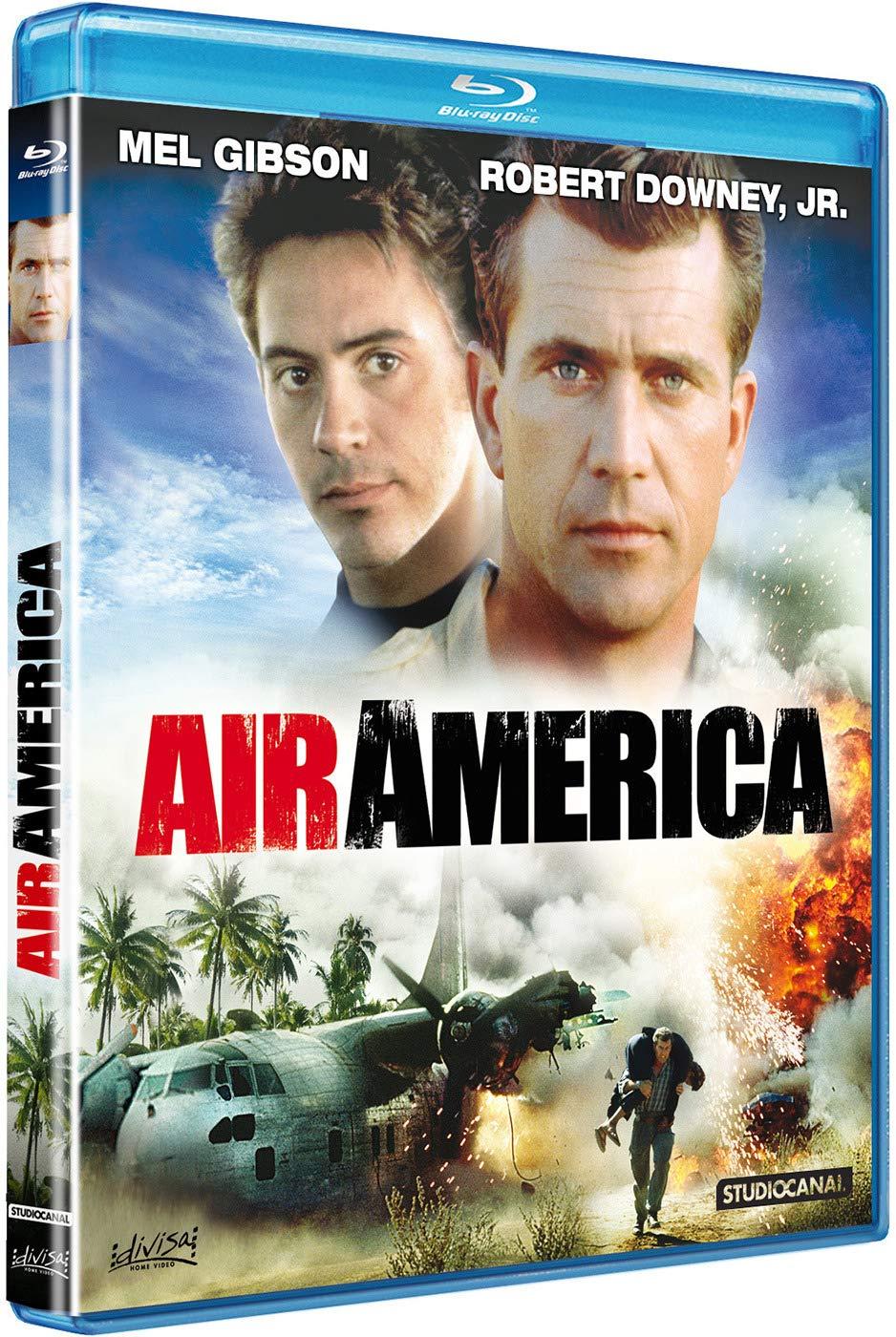 Air américa - BD [Blu-ray]