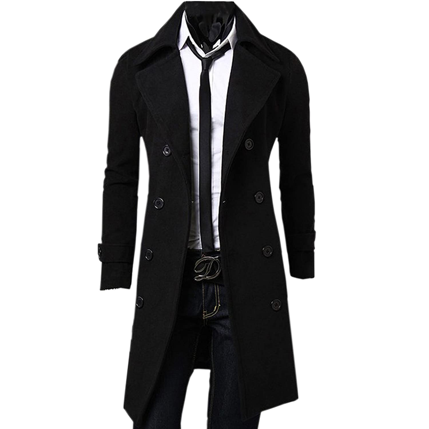 6 Men's Trench Coats To Consider This Autumn pics