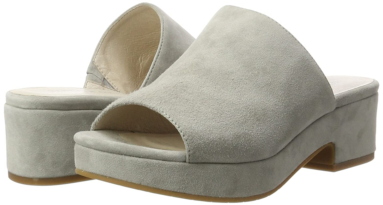 Kenneth Cole New York Women's Layla Platform Sandal B01M9D98JX 9.5 B(M) US|Light Grey