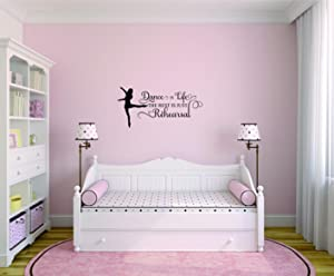Design with Vinyl Moti 2521 3 Decal Black Size 16 Inches x 40 Inches Peel /& Stick Wall Sticker Sweet Dreams Bedroom Quote Kids Teen Boy Girl Family Color