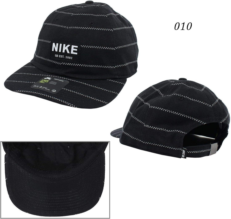 B07HRTPQTC Nike Unisex Sb Heritage 86 Washed Cap Hat Bv2661-010 71Z4uZ6BMgL