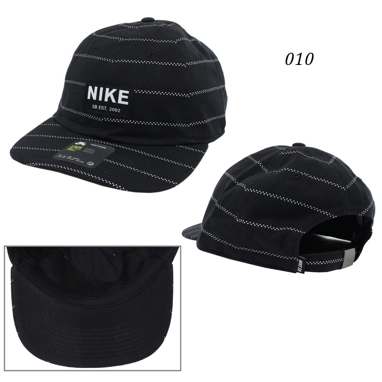 Nike U Nk H86 Cap Washed Gorra, Unisex Adulto, Black, Talla Única ...