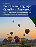 Your Clean Language Questions Answered